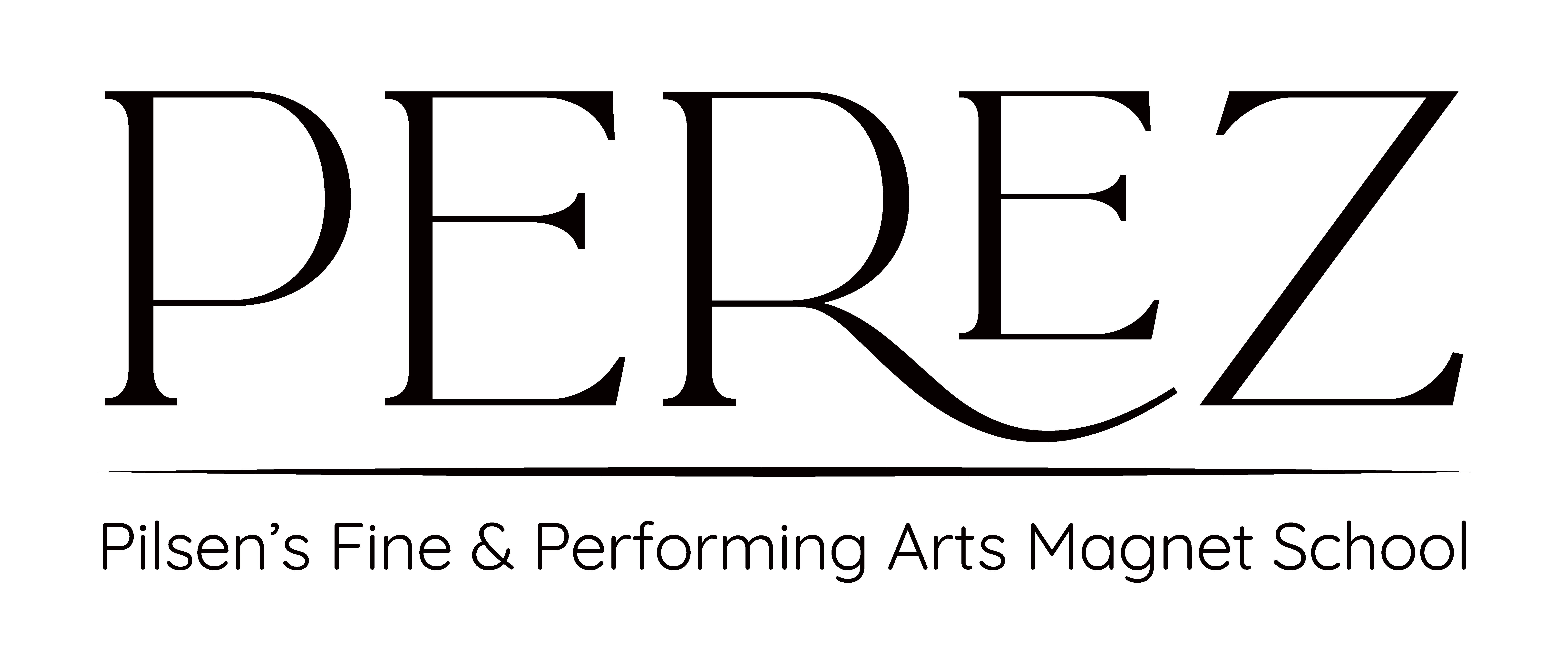 Perez Logo Black