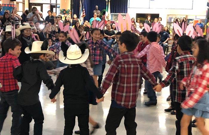 school dance program