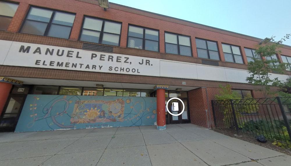 Perez Elementary Exterior